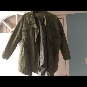 SHEIN utility jacket